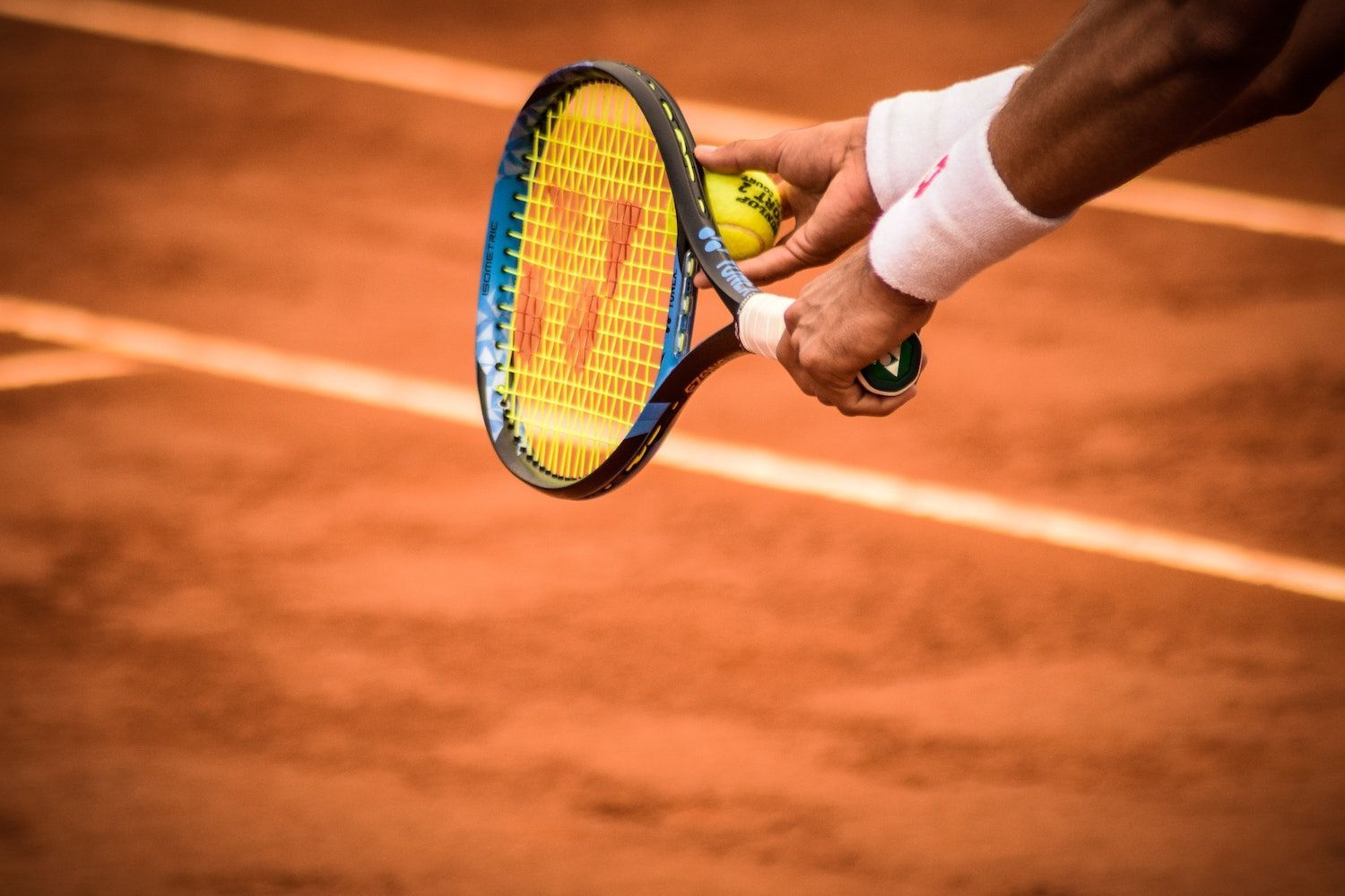 TennisMatch, a context aware app created by Matchmore